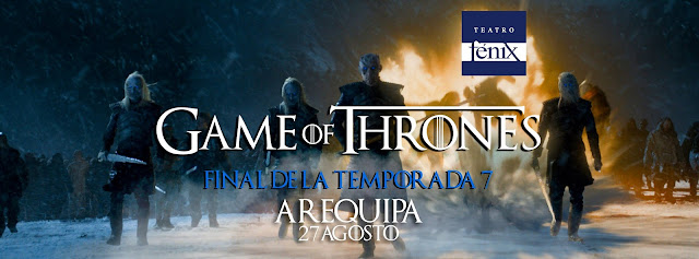 Game of Thrones, Arequipa