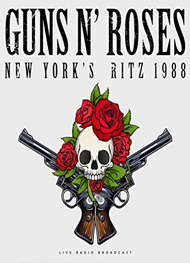 Baixar CD Guns N' Roses em New York's Ritz 1988 (Live) (2018) Torrent