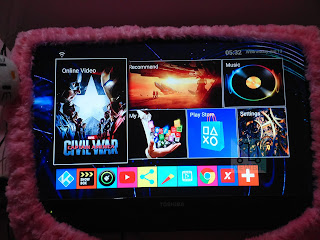 Cara Menjadikan TV Biasa Menjadi SmartTV Dengan Android TV Box MXQ Pro 4K