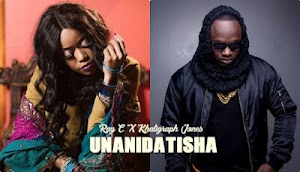 Download Mp3   Ray C ft Khaligraph Jones - Unanidatisha