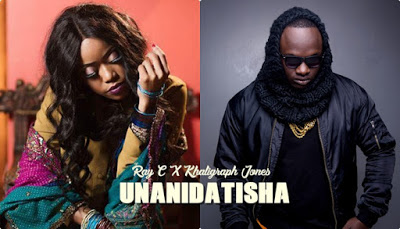 Download Mp3 | Ray C ft Khaligraph Jones - Unanidatisha