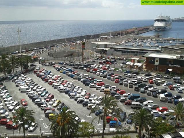 El Casco Histórico elabora un documento sobre la reducción de plazas de aparcamientos en Zona Comercial Abierta de Santa Cruz de La Palma