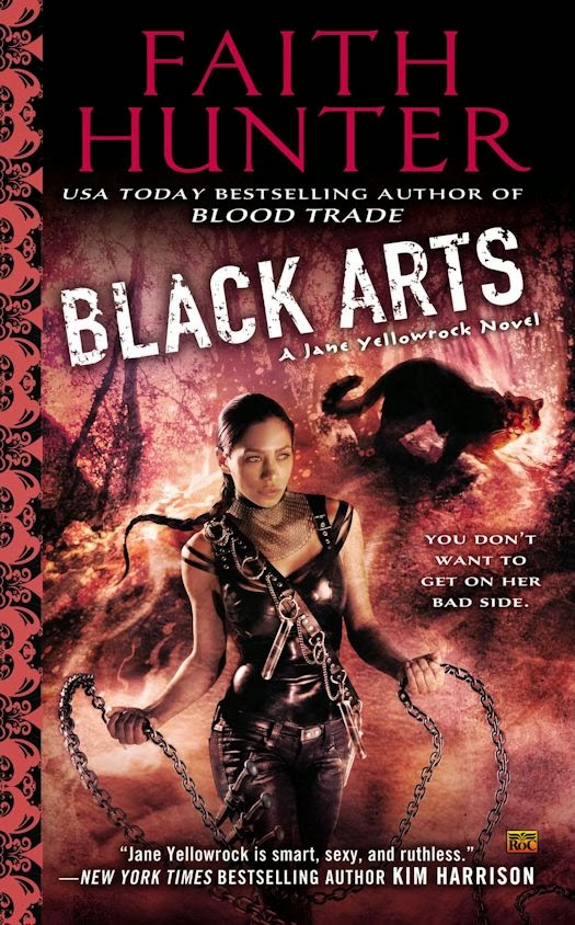 Review: Black Arts (Jane Yellowrock 7) by Faith Hunter