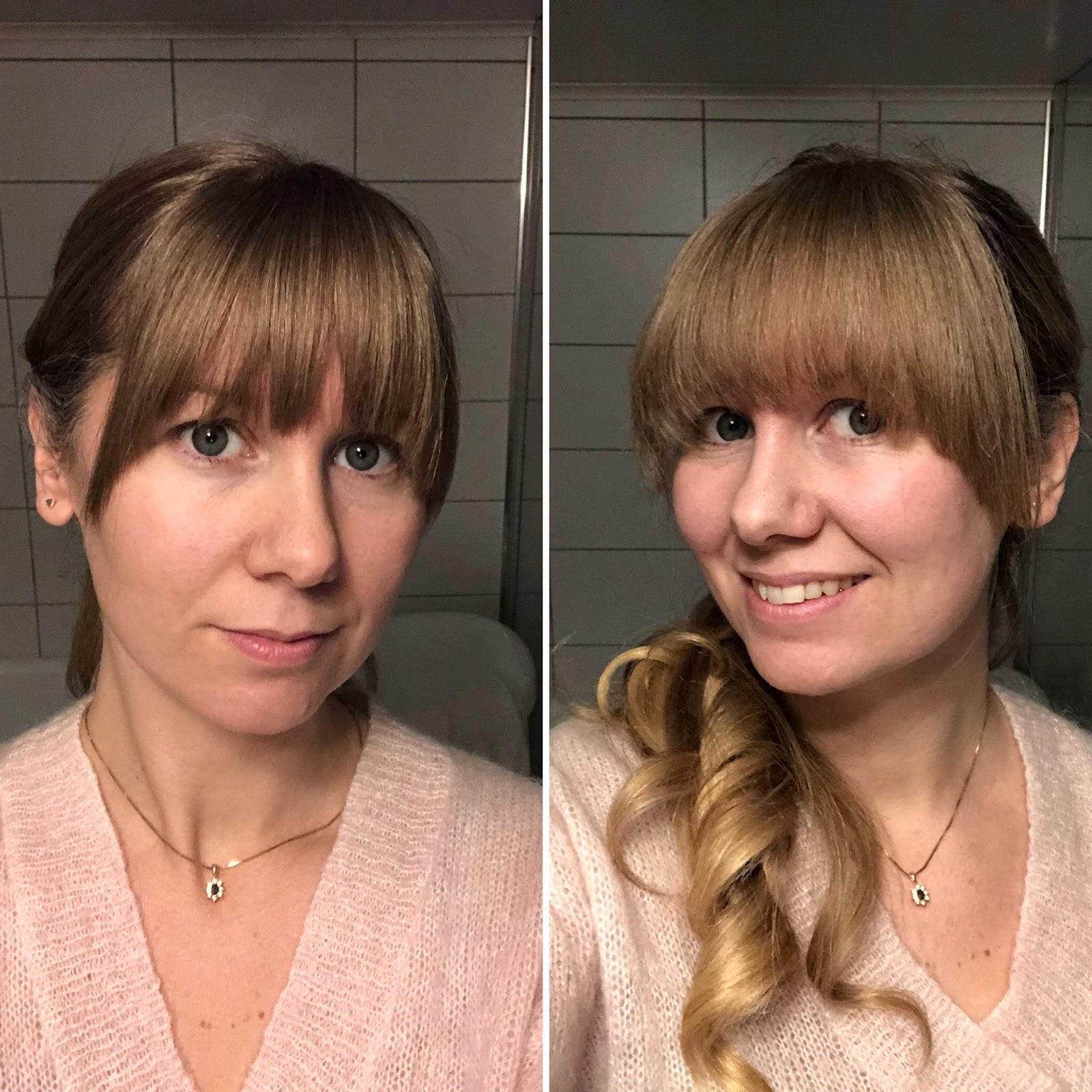 kamomill ljusare hår