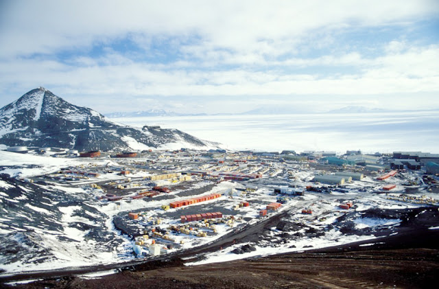 McMurdo Research Centre