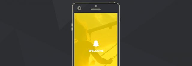 Como seria um smartphone do Snapchat?
