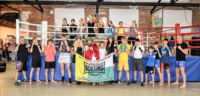 sport, Zielona Góra, trening, kickboxing, boks, muay thai, dzieci, dorośli, młodzież