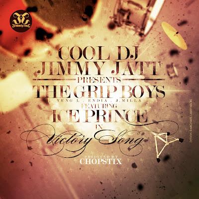 DJ Jimmy Jatt - Victory song ft Grip Boiz & Ice Prince image