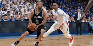 Parker contra Westbrook