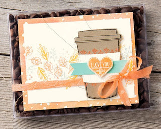 Stampin' Up! Merry Cafe Autumn Gift Package ~ 2017 Holiday Catalog