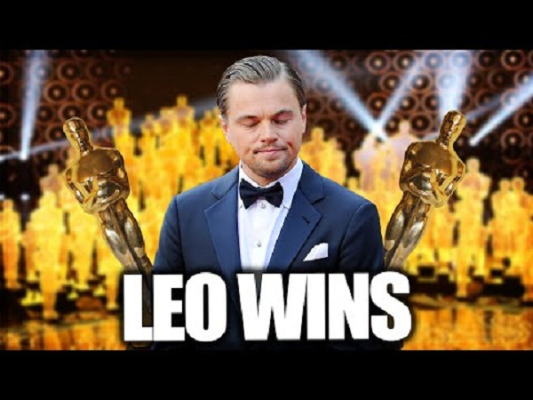 Oscar 2016 : Leonardo DiCaprio wins Best Actor after 6 Nominations