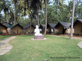 Wanderers Hostel Goa