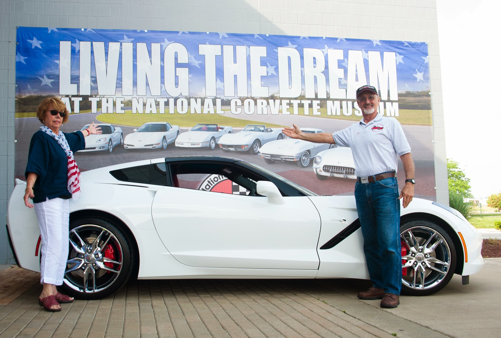 National Corvette Museum >> National Corvette Museum Delongs Donate Second Corvette