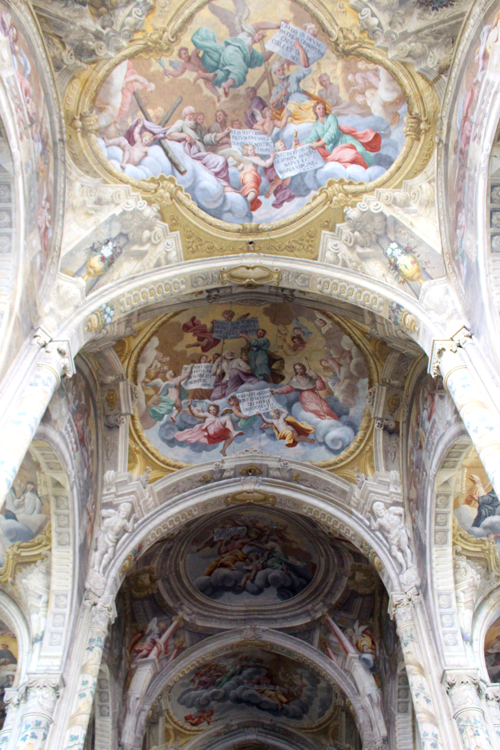Asti cathedral in Piemonte, Italy - travel & style blog