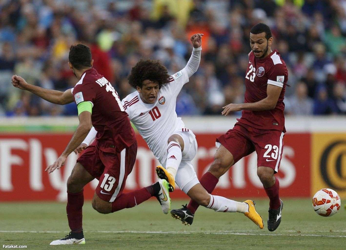 مباراة الامارات وقطر اليوم 29-01-2019 كاس اسيا