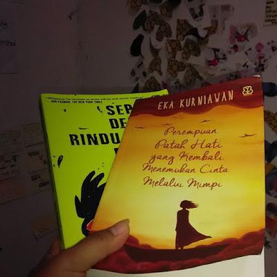 5 Dari 10 Buku Terfavorit 2016 oleh Ningsspara (II)