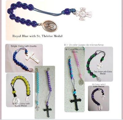 rosarios, mini, sacrificios, oraciones, meditación, rezar, manualidades mágicas