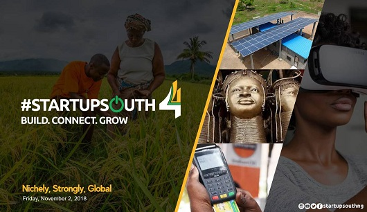 Register To Attend The #StartupSouth4