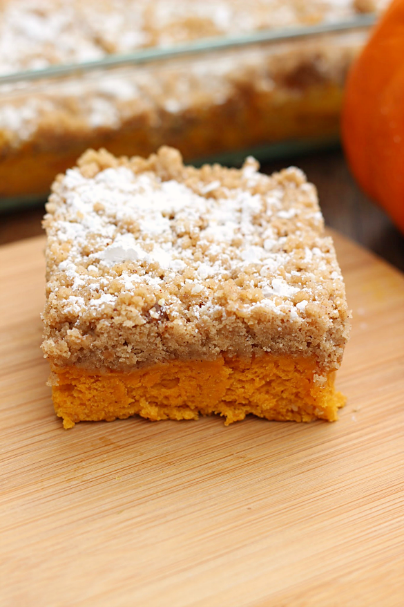 Pumpkin Crumb Coffee Cake Whats Cooking Love