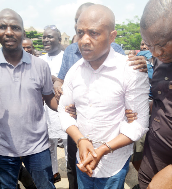 Detailed Account Of How Kidnapper, Evans Was Arrested Revealed
