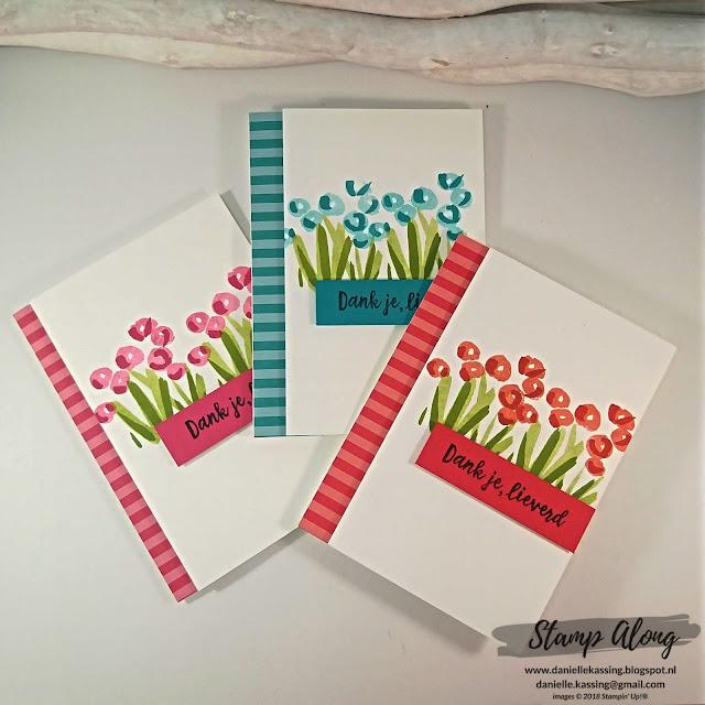 Stampin' Up! Bloemen zeggen meer