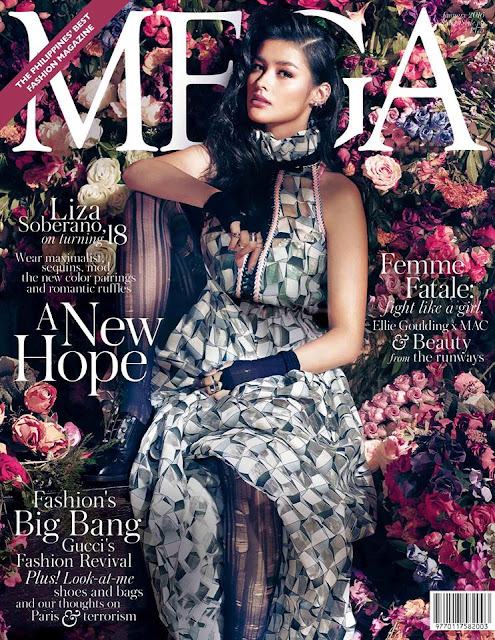Liza Soberano MEGA January 2016
