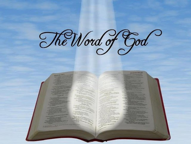 The Word of God Wallpaper
