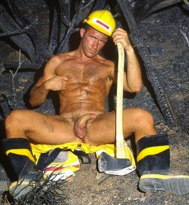 fireman gay having real sex