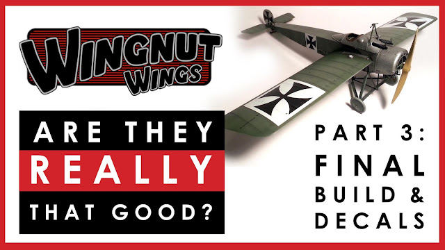 1/32 scale Wingnut Wings Fokker E.IV completed model
