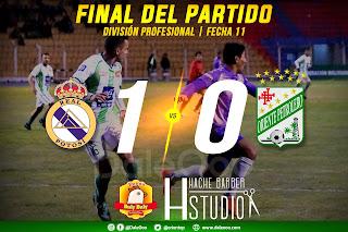 Real Potosí 1 - Oriente Petrolero 0 - DaleOoo