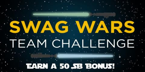 Swag Wars Team Challenge - US