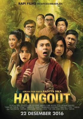 POSTER | Hangout (2016)