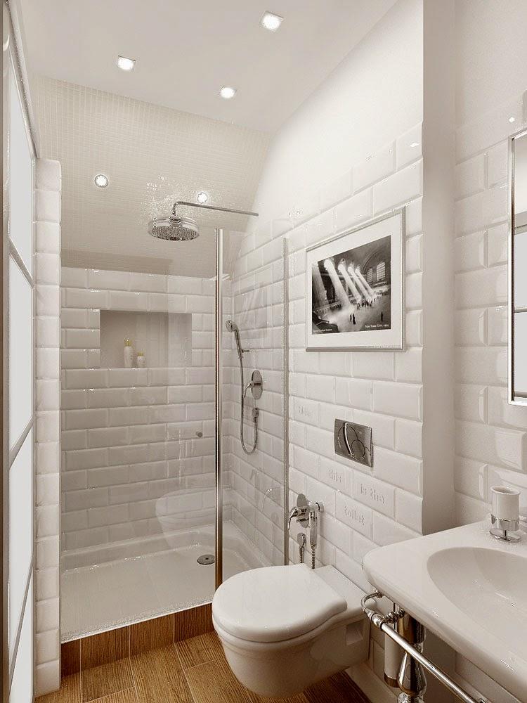 Imagenes de cuartos de ba o con ducha - Cuartos de bano con ducha fotos ...