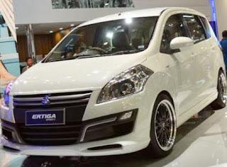 Perbedaan Suzuki Ertiga Type GA, GL dan GX