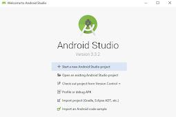 Cara Install Android Studio di Linux Lengkap