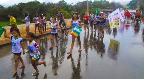 Bate Lata celebra caminhada missionária em Humaitá, Amazonas