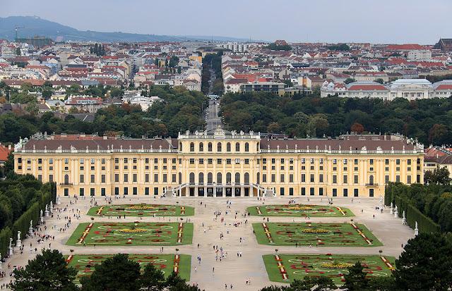 Viiden maan road trip – Itävalta, Unkari, Slovakia, Puola ja Tsekki 2