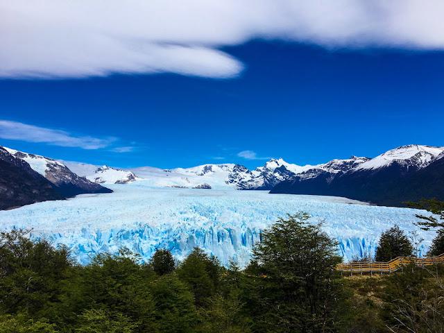 El Calafate, na Argentina