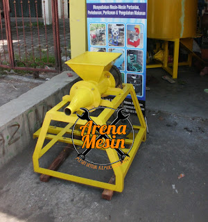 Mesin Pencetak Briket Arang Bentuk Silinder
