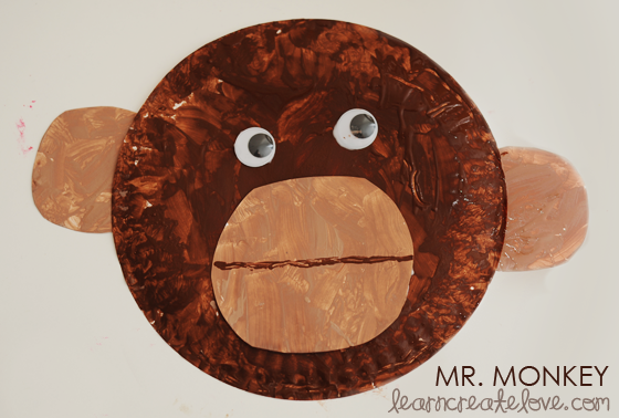 buttons and paint...: Obsessions & Distractions - Monkey ...