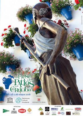 Fiesta de los Patios de Córdoba 2018