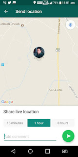 Whatsapp-Real-Time-Location
