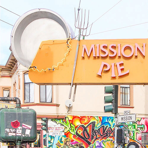 Mission Pie in San Francisco | Instagram: LLKCake