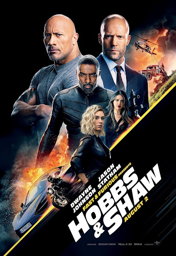 Fast & Furious Presents: Hobbs & Shaw (BRRip 1080p Dual Latino / Ingles) (2019)