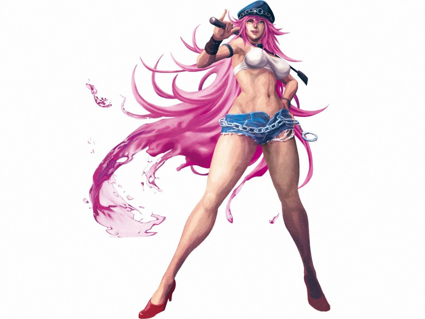 Ultra Street Fighter 4 Poison free download