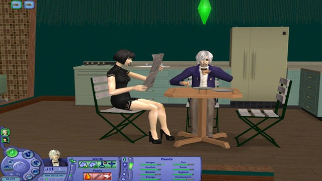 Download The Sims 2 PC Games Gameplay