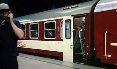Warszawa Centralna sceny kolejowe