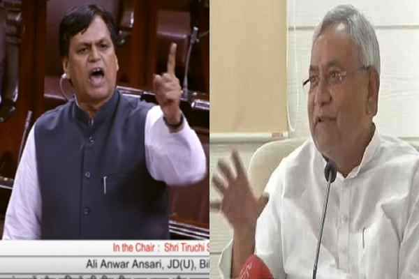 ali-anwar-said-sharad-yadav-has-equal-right-as-nitigh-kumar-in-jdu