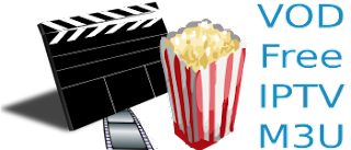 Free VOD Movies Cinema Box Office M3U IPTV