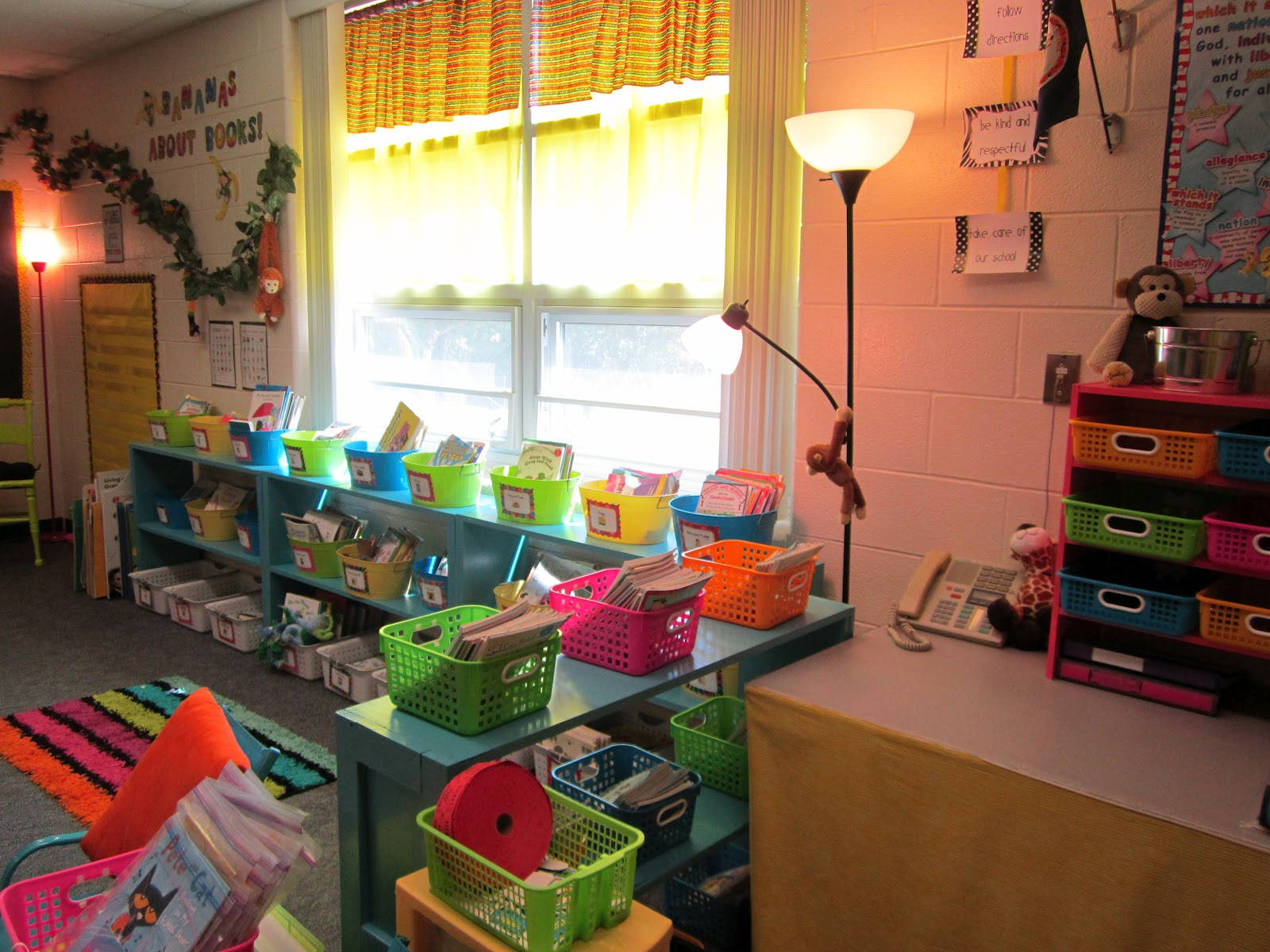 What Happens In First Grade Classroom Photo Tour